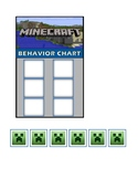 Behavior Chart (Minecraft)