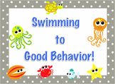 Behavior Chart- Ocean Theme