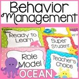Behavior Chart- Ocean Theme