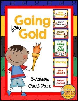 Behavior Chart Pack