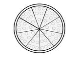 Behavior Chart Pizza