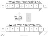 Behavior Chart - Problem Reaction