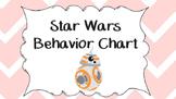 Behavior Chart- STAR WARS