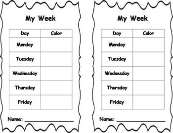 Behavior Clip Chart - Sea Life Theme