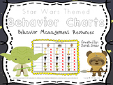 Behavior Charts - Star Wars Themed - Behavior Management Resources
