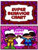 Behavior Chart {Super Hero Themed} -ENGLISH AND SPANISH