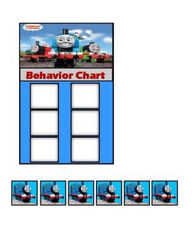 Behavior Chart (Thomas & Friends)
