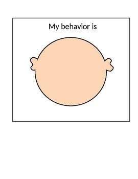 Behavior Chart Traffic Light