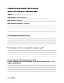 Behavior Chart Worksheet