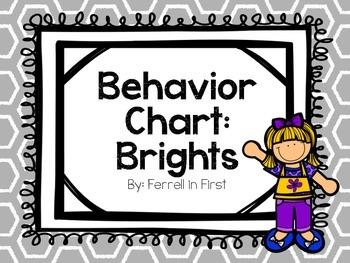 Behavior Chart/Clip Chart