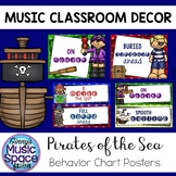 Behavior Charts Pirate Theme