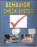 Behavior Check system