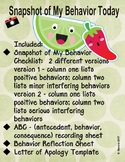 Behavior Checklist Set