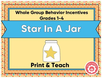 Class Behavior Plan With Incentives