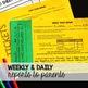 Behavior & Classroom Management - Ticket System