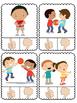 Behavior Clip Cards