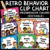 Behavior Clip Chart (Retro)