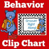 Behavior Clip Chart | Preschool Kindergarten 1st Grade | C