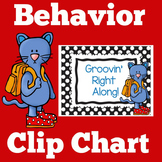 Kindergarten Behavior Chart | Clip Chart