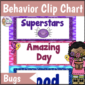 Behavior Chart Bug Theme