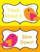 Behavior Clip Chart - Behavior Management - BIRDS