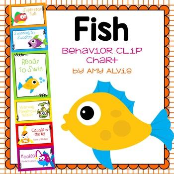 Behavior Clip Chart Behavior Management Fish