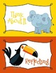 Behavior Clip Chart - Behavior Management - JUNGLE ANIMALS 10