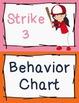 Behavior Clip Chart - Behavior Management - SPORTS