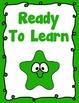 Behavior Clip Chart - Behavior Management - SHINING STAR