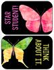 Clip Chart {Butterfly}