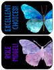 Behavior Clip Chart {Butterfly}