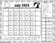 Behavior Clip Charts and Calendars for Koalas 2018-2019 (Print and Go)