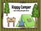 Behavior Clip Chart- Camp Theme