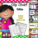 Behavior Clip Chart - Cuties