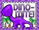Behavior Clip Chart Dinosaur Theme