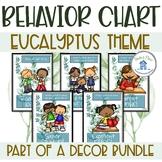 Behavior Clip Chart Eucalyptus Theme