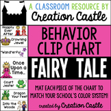 Fairy Tale Behavior Clip Chart