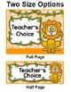 Behavior Chart - Jungle Theme Behavior Clip Chart