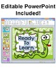 Behavior Chart - Jungle Theme Behavior Clip Chart