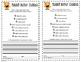 Behavior Clip Chart {Monster Theme}