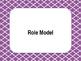 Behavior Clip Chart - Moroccan Title (Editable - Powerpoint)