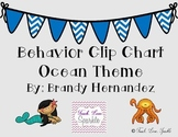 Behavior Clip Chart Ocean Theme