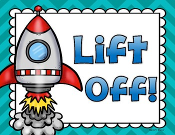 Behavior Clip Chart Outer Space Theme