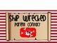 Behavior Clip Chart- Pirate Stripes Polka dot Version 2