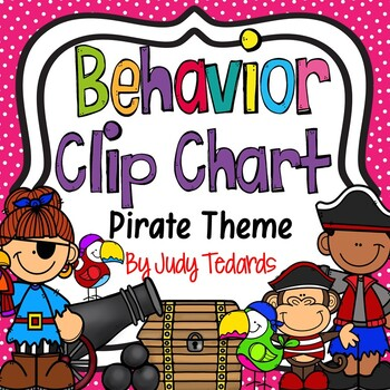 Behavior Clip Chart Pirate Theme