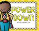 Behavior Clip Chart Superhero Theme