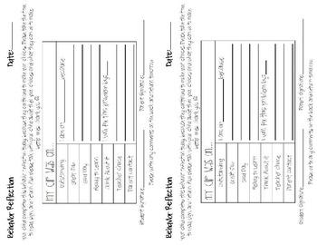 Behavior Clip Chart System {Bright Solids}