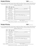 Behavior Clip Chart System: Reflection Sheets