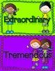 Behavior Clip Chart: Vibrant Colors