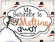 Behavior Clip Chart: Winter Edition!